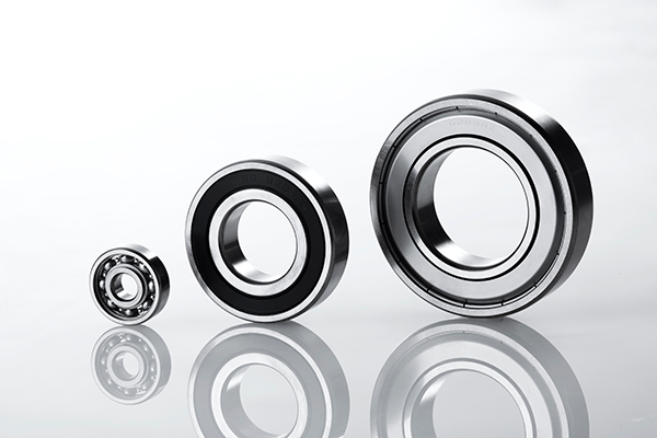 Large stainless-steel bearings