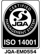 ISO14001 : Connections with nature Environmental efforts