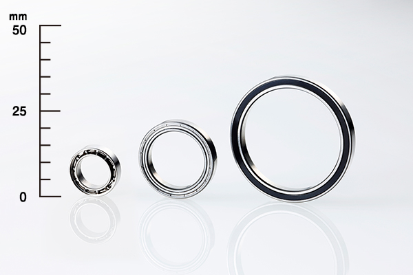 Extra-thin-section bearings